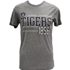 Auburn University Tigers Established 1856 Distressed Heather Tee