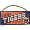 Auburn Tigers Hanging Sign