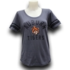 Auburn Arch Over Beanie Head Graphite Blue T-Shirt