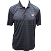 Heathered Stripes Tonal Polo, Navy