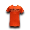 Orange T-Shirt AU Interlock Tigers Stripe