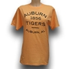 1856 Auburn Tigers Orange Tee