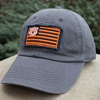 AU Interlock Denim Flag Cap