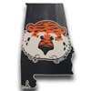 Aubie Head State Decal