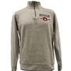 1/4 Zip AU 1856 Triblend Sweatshirt