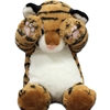 Peek-a-Boo Plush Tiger