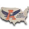 Eagle Through A War Eagle Country Sign