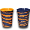 Tiger Stripe Party Cups, 2-pack