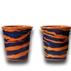 Tiger Stripe Shot Cups