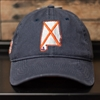 Unstructured State Flag Cap