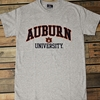 Auburn University Arch with AU Interlock Tee