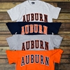 Auburn Arch Screenprint Tee