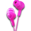 JVC GUMY PLUS EARPHONES PINK