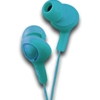 JVC GUMY PLUS EARPHONES PISTACHIO GREEN