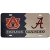 AU/Bama House Divided Tag