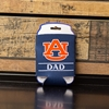 Auburn Dad Coozie