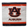 Auburn Tigers Lunch Napkins
