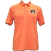 POLO HEATHERED LEFT CHEST AU INTERLOCK CHAMPION GOLF SHIRT