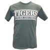 Auburn University Tigers Bar Design Comfort Colors Tee