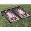 Auburn Tigers Triangle Weathered Cornhole Game