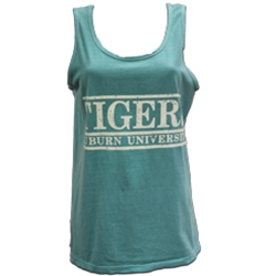 Comfort Colors Tigers, Auburn University Tank