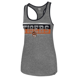 Tiger Bars Small Beanie Head Racer Back Tank