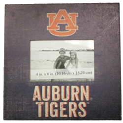 "Auburn Tigers Picture Frame 4"" X 6"""