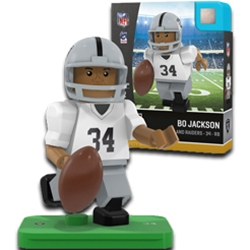 OYO Bo Jackson Away Oakland Raiders
