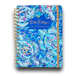 Party Wave 2018-2019 Large Lilly Pulitzer Agenda