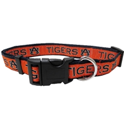 Pet Collar, AU Tigers - Small