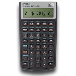 HP 10BII Plus Financial Calculator