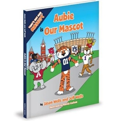 AUBIE IS OUR MASCOT