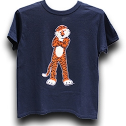 Standing Aubie Youth Tee