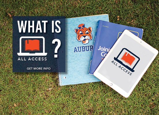 What is All Access? Get more info.
