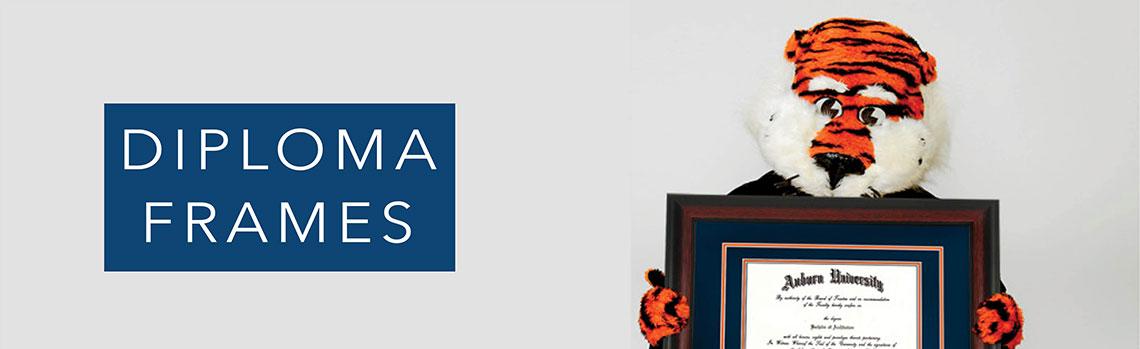 AU Bookstore - Diploma Frames