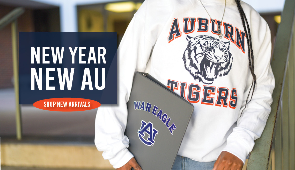 New Year New AU. Shop New Arrivals.