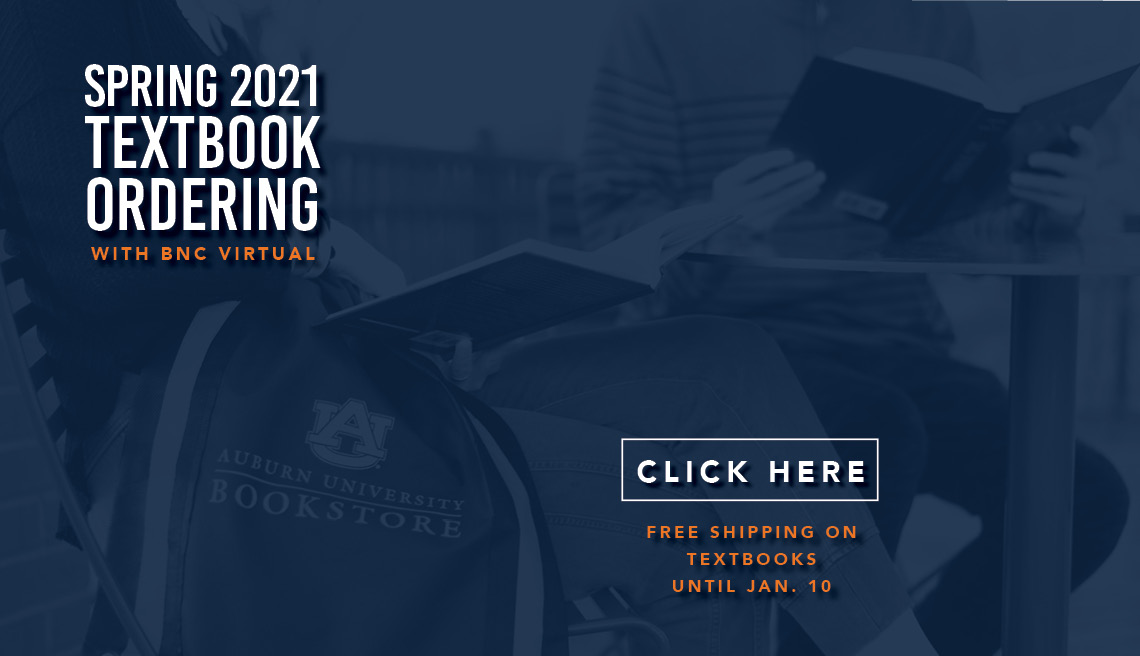 Spring 2021 Textbook Ordering with BNC Virtual. Click here. Free shipping on textbooks until Jan. 10