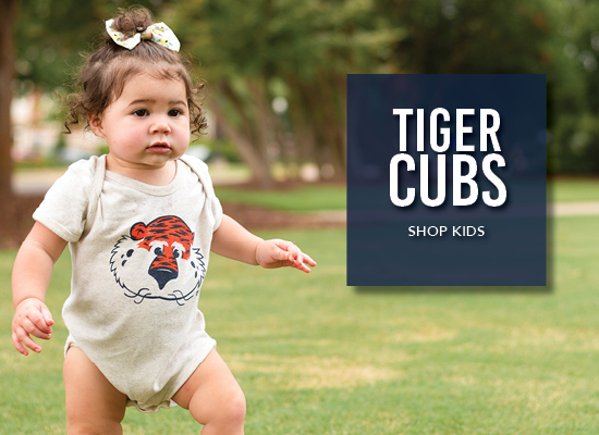 Tiger Cubs. Shop Kids.