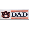 "MAGNET AU DAD AUBURN UNIVERSITY 6"" X 2"""