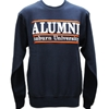 Alumni Bar Design Crewneck Sweatshirt