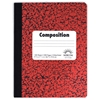 Composition Book, Red