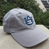 Raised AU Unstructured Cap, Grey