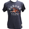 Leaping Tiger Triblend Retro Tee