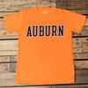 Youth Distressed Auburn Tee
