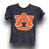 Victory Falls Interlocking AU Heathered Tee