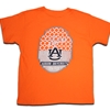 Youth Auburn Tigers Distressed Tee