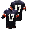 Under Armour #17 Replica Mens Football Jersey