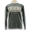 Blue Spruce Tigers Bar Design Long Sleeve Tee
