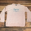 Fleece Loop Script Tigers Sweatshirt
