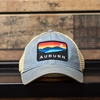 Mountain Horizon Snapback Cap